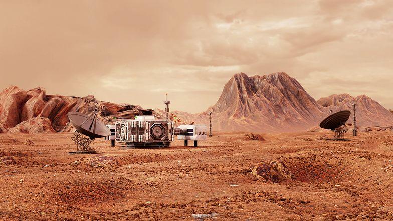 Mars One zbankrutował. Startup jednak nie będzie wysyłał na Marsa?