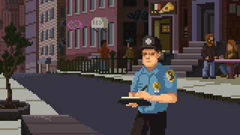 Beat Cop - recenzja. Policjanci z jajami