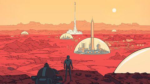 Surviving Mars – recenzja. Simsy na czerwonej planecie