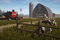 Pure Farming 2018 - recenzja. Kombajnem i obornikiem