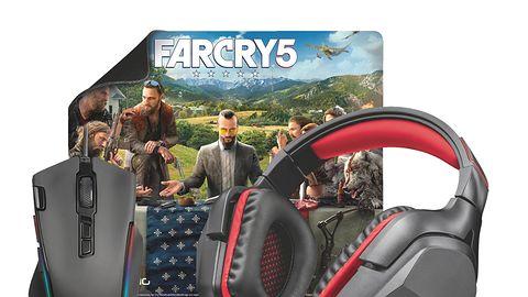 Konkurs! Wygraj Far Cry 5 na PC i peryferia Trust
