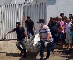 Krwawy napad na bank w Brazylii. Zginęło 12 osób