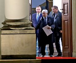 Sekretne spotkanie prezydenta z Kaczyńskim. Przekazał prezesowi swoje stanowisko ws. poprawek PiS