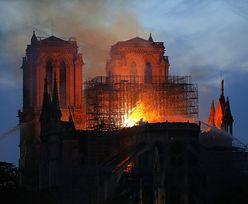 Pożar Notre Dame. Najbogatszy człowiek w Europie da 200 mln euro na odbudowę