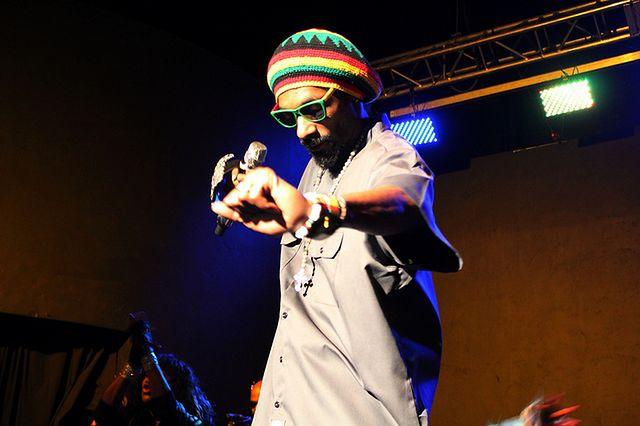 Snoop Dog aka Snoop Lion