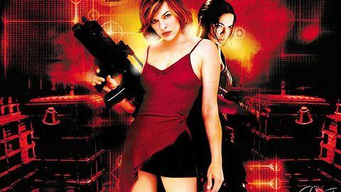 No to zaczynamy od początku z filmami na podstawie Resident Evil