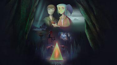 Oxenfree - recenzja. Radio rodem z Silent Hill nadaje mroczną przygodę na opuszczonej wyspie