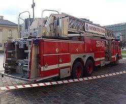 Podpalił się w Opolu. Nowe informacje