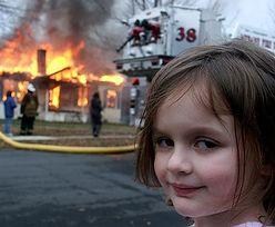 Tajemnica Disaster Girl wyjaśniona! Wiadomo, co zaszło naprawdę