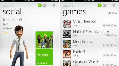 Xbox LIVE na Twoim iPhonie