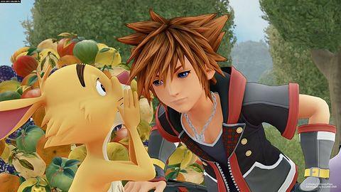 Pięć milionów serc rozradowanych Kingdom Hearts III