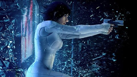 Ghost in the Shell - recenzja filmu. Scarlett Adaptasson