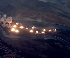 Samoloty F-15 i F-35 zrzuciły 36 ton bomb. USA pokazały film