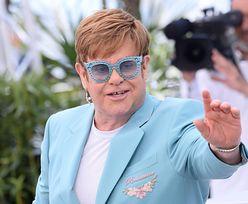 Elton John z najwyższym odznaczeniem państwowym. Uhonorował go Macron