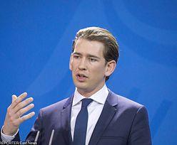 """Kanclerz Austrii chce zawracać imigrantów do Afryki. """"Trzeba zabezpieczyć granice"""""""