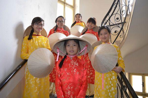 Uczestnicy programu Brave Kids