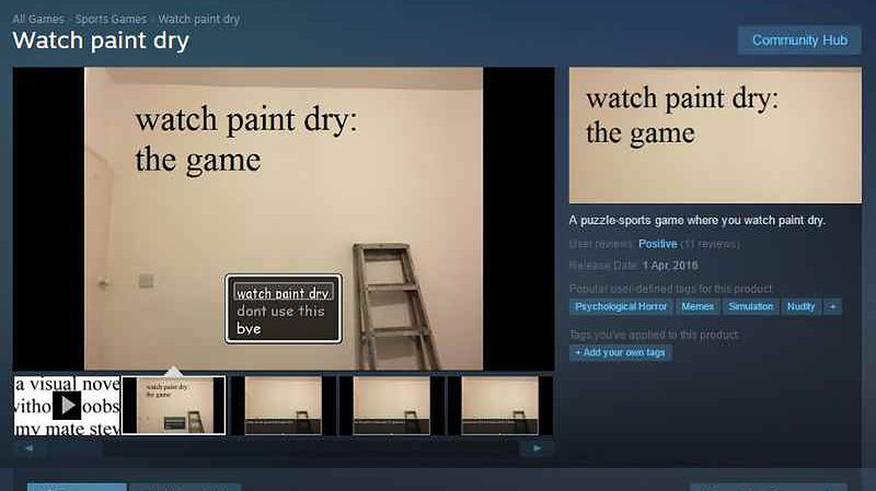 Nastolatek hakuje Steama i wrzuca grę bez jakiejkolwiek autoryzacji
