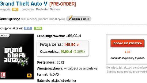 GTA V: będzie po polsku czy nie?
