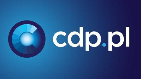 """Nie ma już """"niebieskiego"""" CD Projektu. Jest CDP.pl"""