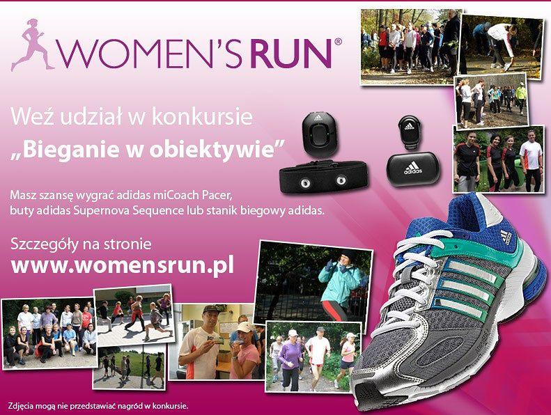 Plakat Women's Run