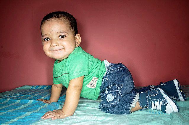Dwunasty miesiąc życia dziecka