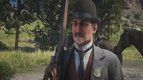 Red Dead Redemption 2 oskarżone o naruszenie prawa do marki