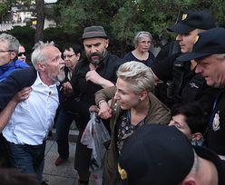 """""""Skandaliczna"""" interwencja pod Sejmem. Jeden ze strażników był pijany"""