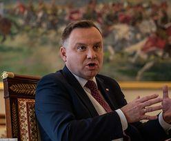 Andrzej Duda ostro atakuje sędziów. Zarzuca im, że wobec licznych skandali pozostają bezkarni