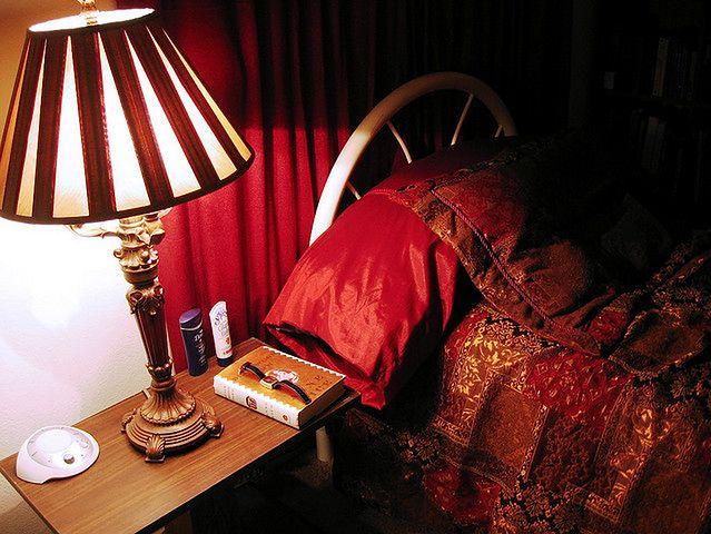 Dobry sen zapewni pozbycie się lęku przed ciemnością