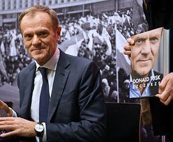 Gdańsk. Donald Tusk miał wystąpić na proteście. Zatrzymał go tłum w ECS