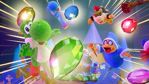 Yoshi's Crafted World - recenzja wycięta z papieru