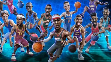 NBA Playgrounds - recenzja. Uliczna loteria