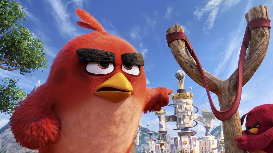 """Wściekle dobre ptaki - wrażenia z seansu """"Angry Birds"""""""