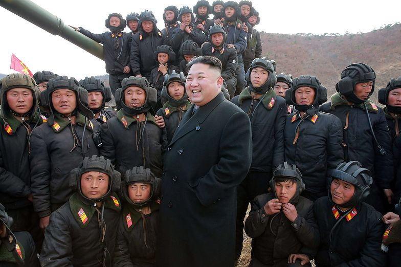 Wielkie zagrożenie z Korei Północnej. Kim Dzong Un może niechcący zabić 100 milionów ludzi