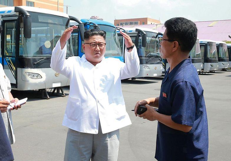Międzynarodowe sankcje były Kimowi niestraszne. Teraz wiadomo, dlaczego