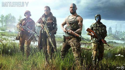 W Battlefieldzie V pojawią się kobiety i metalowe ręce, ale skrzynek z lootem nie będzie