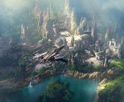 """Disneyland to przy tym nic. Powstaje ogromny park """"Gwiezdnych wojen"""""""