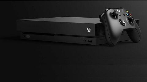 Project Scorpio to od teraz Xbox One X
