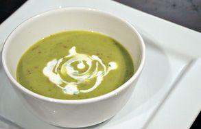 Szparagowa zupa