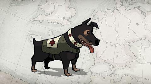 Pies - najlepszy przyjaciel gracza