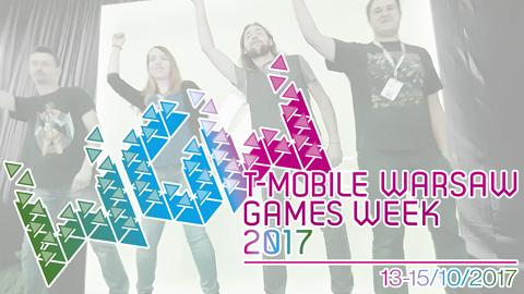 Relacja z Warsaw Games Week 2017