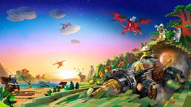 Lego Worlds - recenzja. Im mniej lat, tym większa frajda
