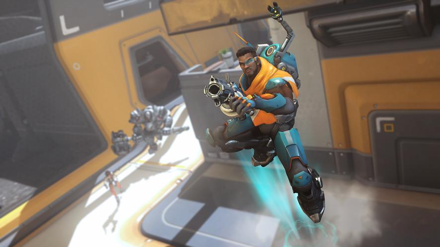 Blizzard zaprezentował umiejętności Baptiste - nowego bohatera Overwatcha