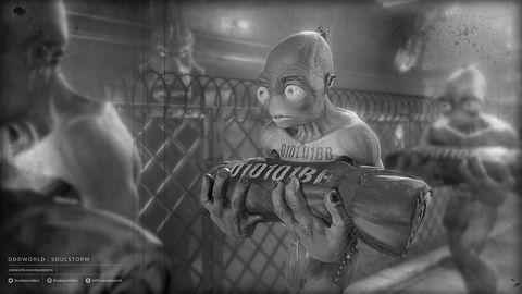 Oddworld: Soulstorm będzie mrocznym sequelem z krwi i kości