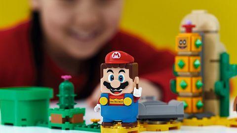 Fani czekali i się doczekali. Lego Super Mario coraz bliżej i z dodatkami