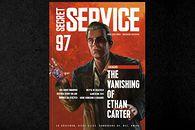 Secret Service albo secret przekręt - Projekt okładki stworzony  przez Ollestudio.