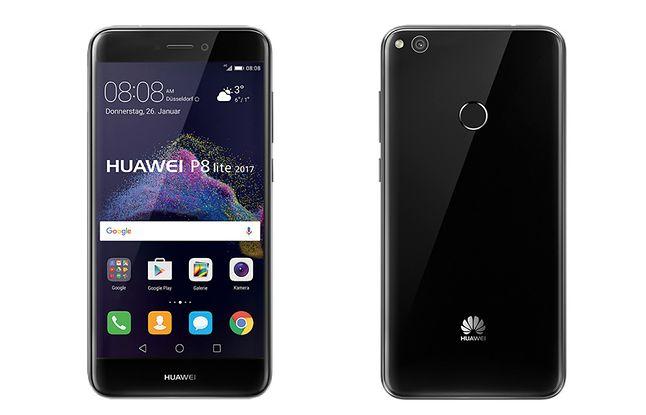 Huawei P8 Lite 2017 obecnie nie dla Polski.