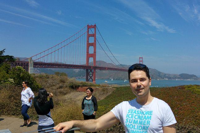 Serdeczne pozdrowienia dla P.T. Czytelników z San Francisco!