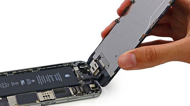 iPhone 6 ma wewnątrz dośćmiejsca, by pomieścić ogniwo wodorowe