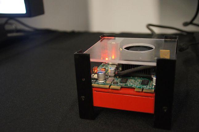 Gizmo, czyli płytka deweloperska o wydajności nie ustępującej biurkowym PC